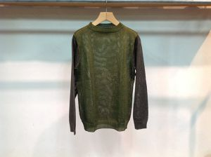 "semoh""cotton knit olive"""