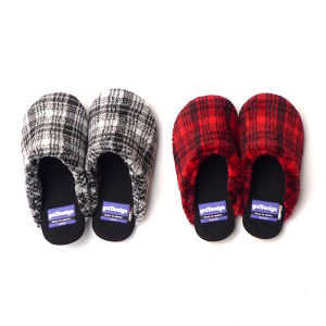 Gallery1950/Check THRMAL PRO High Loft Room Slippers
