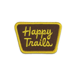 """BEHOLDER """"Happy Trail"""" patch"""
