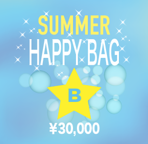 SUMMER HAPPY BAG【B】
