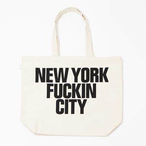 Life Is Journey Tote [NEW YORK]