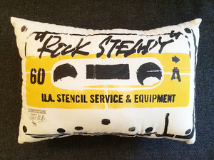 ILA. STENCIL TAPE   Cushion i-CTC-03 yellow