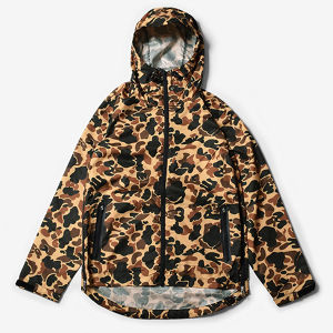 MMA Water-repellent Wind Hoody (Duck Camo)