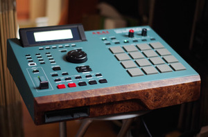 "MPC2000XL ""ALTC"" customized by ghostinmpc"