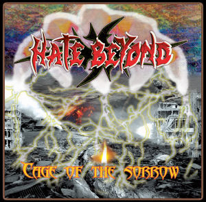 HATE BEYOND『CAGE OF THE SORROW』CD