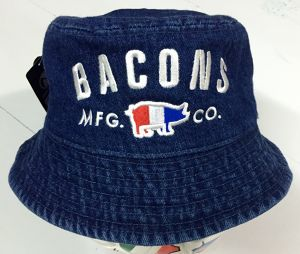 BACONS Bucket Hat Denim / DB