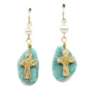 Cross and Drop Pierce (CE0791)
