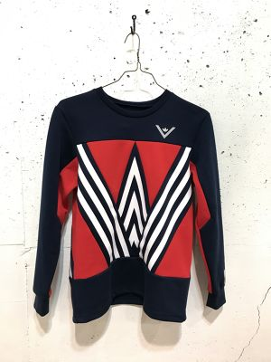 adidas Originals by White Mountaineering WM CREW SWEATSHIRT(BQ946)