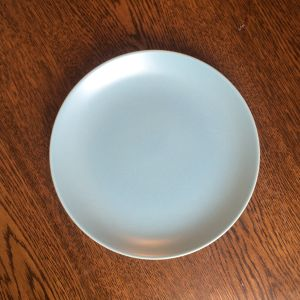 Poole Pottery Twintone Plate18cm