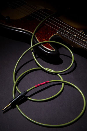 Electric Bass Cable (5m / SS・LS)