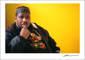 Reproduction Poster_Afrika Bambaataa