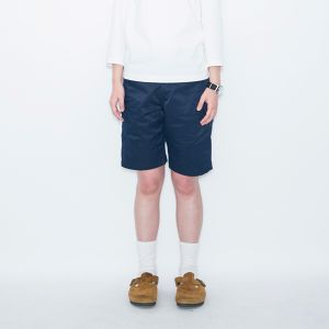 【RAL by DEEPER'S WEAR】FASTPASS CHINO SHORTS / NAVY / FP170041