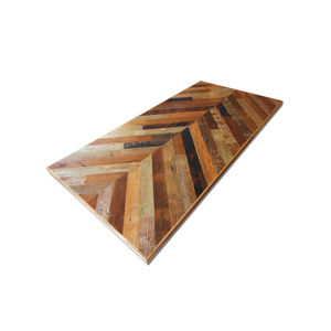 Reclaimed Table Top -Chevron Top- 600x1200 −サイズオーダー可−