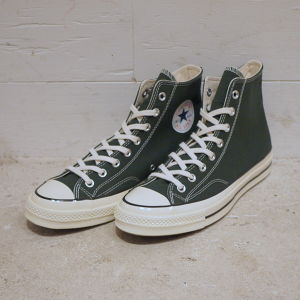 "CONVERSE Chuck Taylor 1970S (CT 70 HI) Size6 1/2,9 ""Green,Dead Stock"""