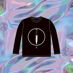 【NEW】PLASTICZOOMS KNIFE LONG SLEEVE SHIRT