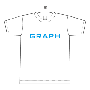 Tシャツ「single best live tour10 」~GRAPH~
