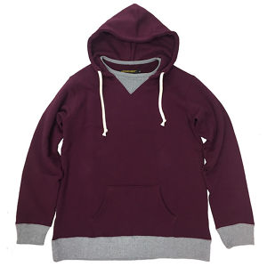 AFTER HOODED PARKA(Burgundy)