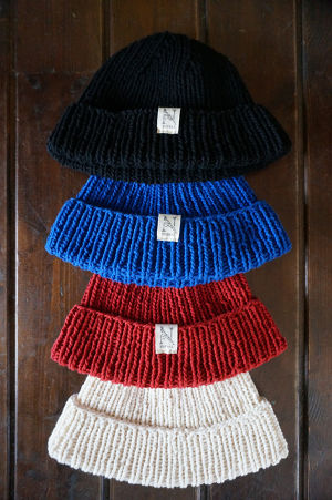 "NEUTRAL ""KNIT-CAP"""