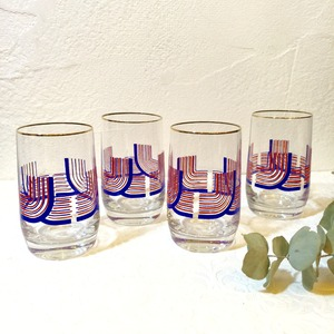 60's Vintage Glass from BERLIN [GV-1]