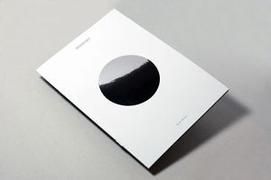 MIrrors BOOK + Between poster