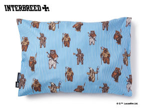 "STAR WARS™ INTERBREED ""EWOK PILLOW COVER"""