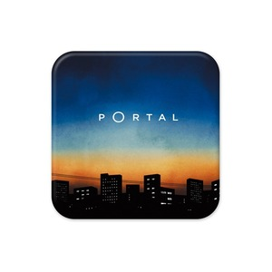 PORTAL 缶バッジ(グラデーションver.)