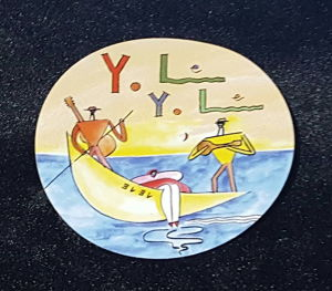 2016 YoLeYoLe Tour Sticker