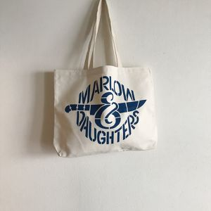 MARLOW&DAUGHTERS トートバッグ