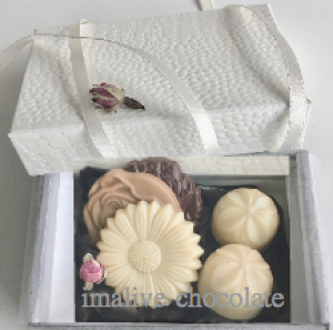 WhiteBox 2017  medal&bonbon