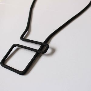 jiguzagu necklace