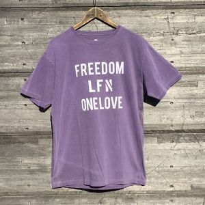FREEDOM×幡ヶ谷再生大学×LOVE FOR NIPPON Tシャツ 004