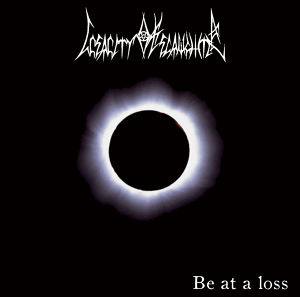 [ZDR 037] Insanity of Slaughter - Be at a loss / CD