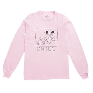 HERESY CHILL L/S TEE