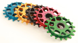 Tree Bicycle Co. Spline Drive Sprocket 25T Gold