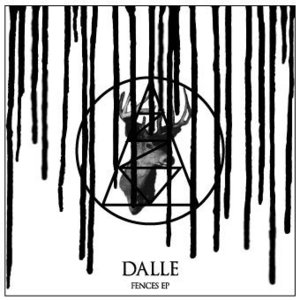 【DALLE】1stデモCD『FENCES EP』CD Only