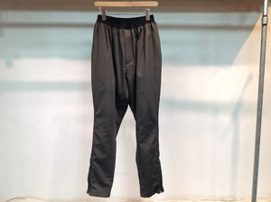 "theSakaki""TRACK TROUSERS OLIVE"""