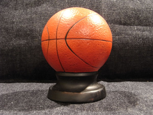 Basketball Ceramic Moneybox