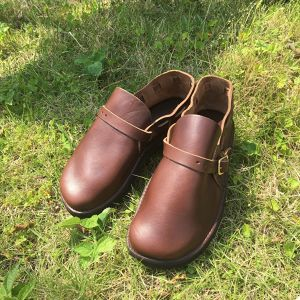 "Fernand Leather ""Middle English(brown)"""