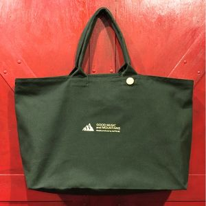 large zip tote【olive drab】