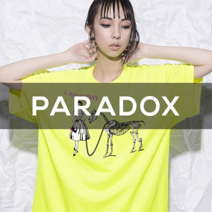 "PARADOX - CAPSULE Collection ""U.F.O"" - 02(YELLOW)"