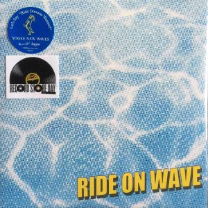 Yogee New Waves『 RIDE ON WAVE e.p. 』