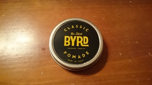 BYRD HAIRDO PRODUCTS CLASSIC POMADE28g