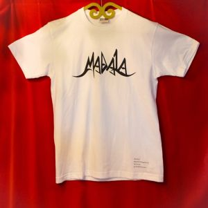 MADALA T-shirt White