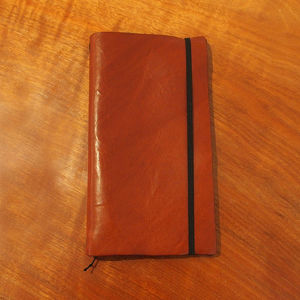traveler's note cover