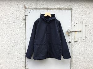 "LAMOND""NYLON JACKET NAVY"""
