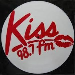 KISS FM LONG T-SHIRTS