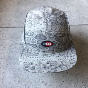 SUPREME AIR MAX RUNNING HAT キャップ