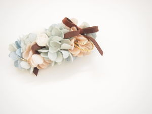 A part of  the wreath(バレッタ) 01