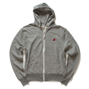 Redfin Fullzip Sweat Parka