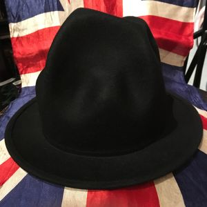 WORLDS END Mountain Hat black